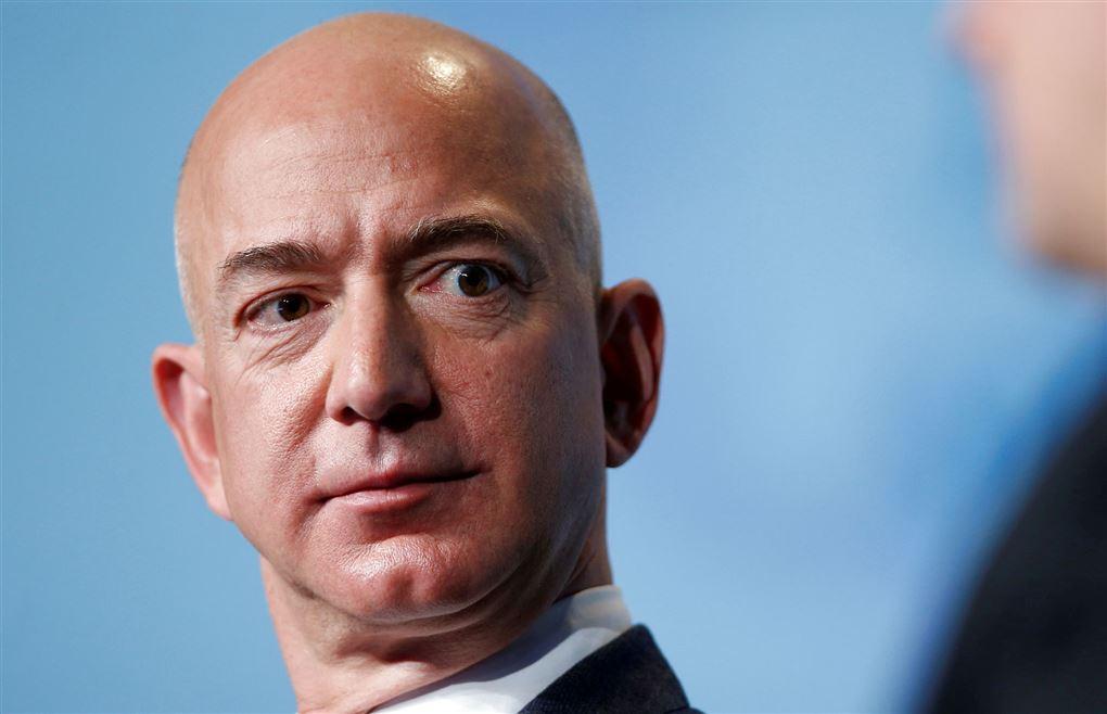 billede af Jeff Bezos