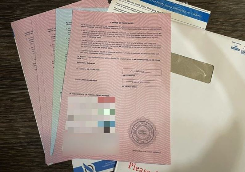 officielle dokumenter