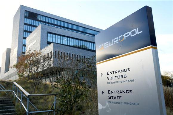 europols hovedsæde set udefra