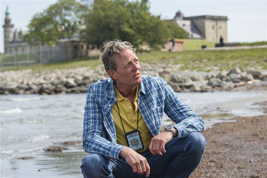 billede af Peter Mygind som Dan Sommerdahl
