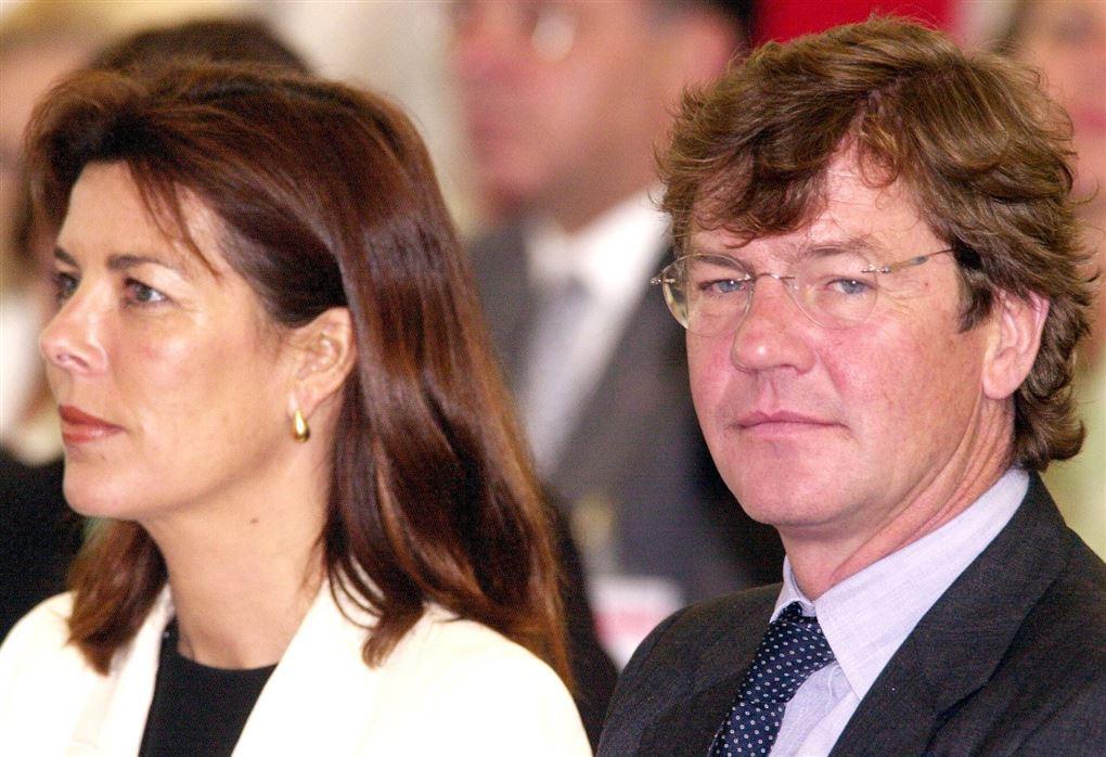 Prinsesse Caroline og Ernst August