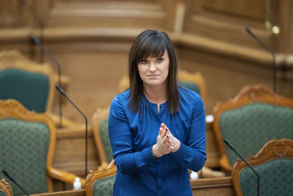 Sophie Løhde i Folketinget