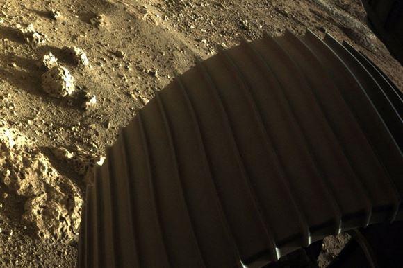 Billeder fra Mars