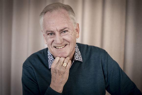 Keld Heick smiler
