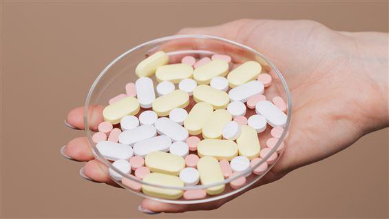 billede af tabletter