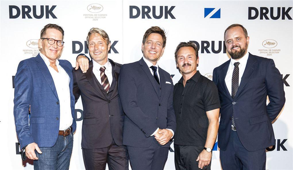 billede af hovedpersoner i Druk