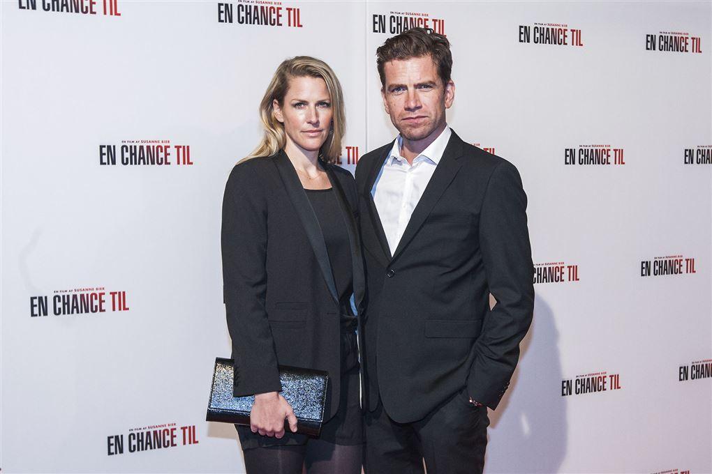 billede af Nikolaj Lie Kaas og Anne Langkilde Lie Kaas