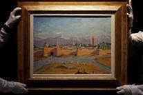 Malers på auktion