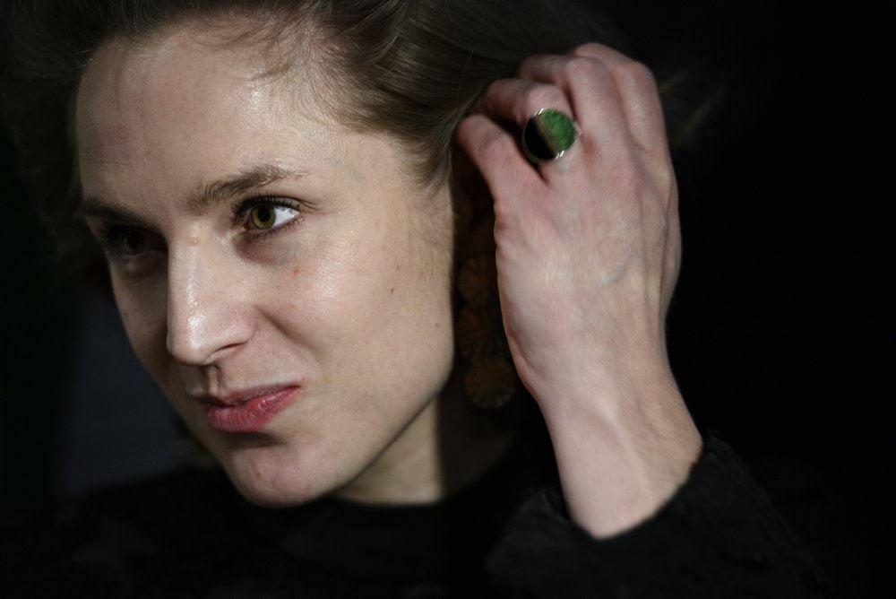 Portræt Theresa Scavenius