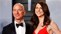 MacKenzie Scott ses sammen med eks-manden Jeff Bezos