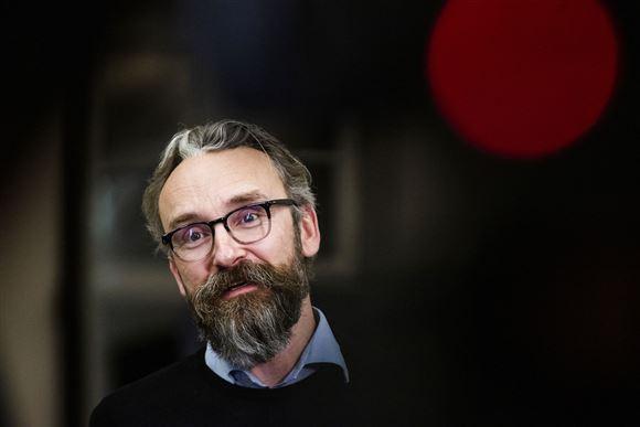 portræt Ole Birk Olesen