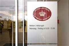 Indgang til retten i Helsingør