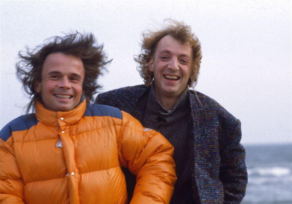 billede af Jacob Andersen og Jørgen Klubien