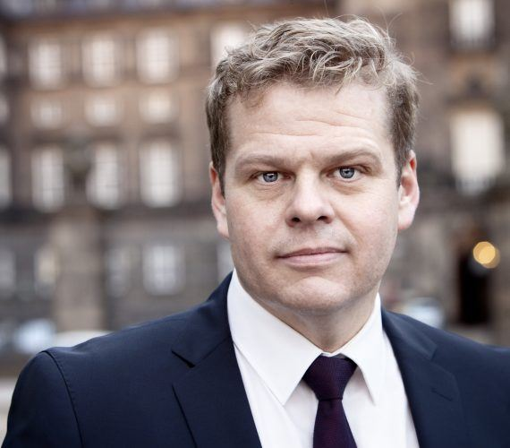 Anders Langballe portræt