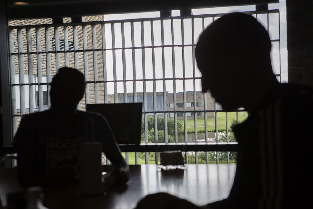 Dansk fængsel set indefra
