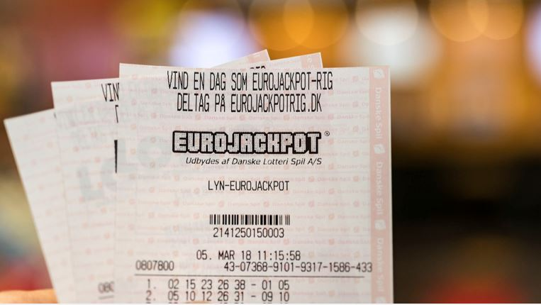 Eurojackpotkuponer