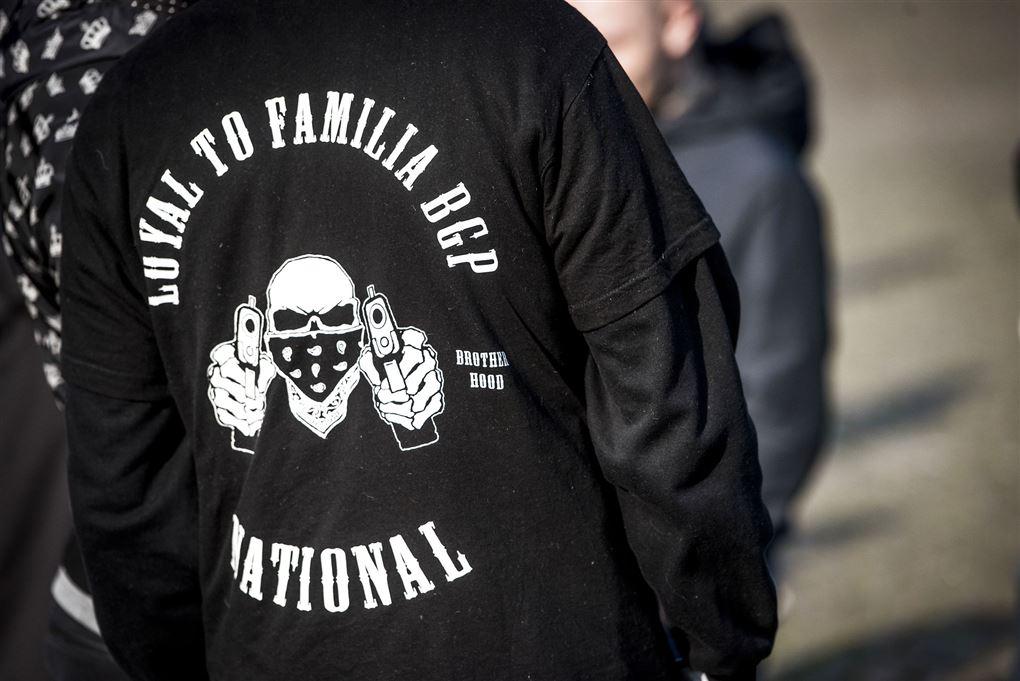 En Loyal to Familia jakke