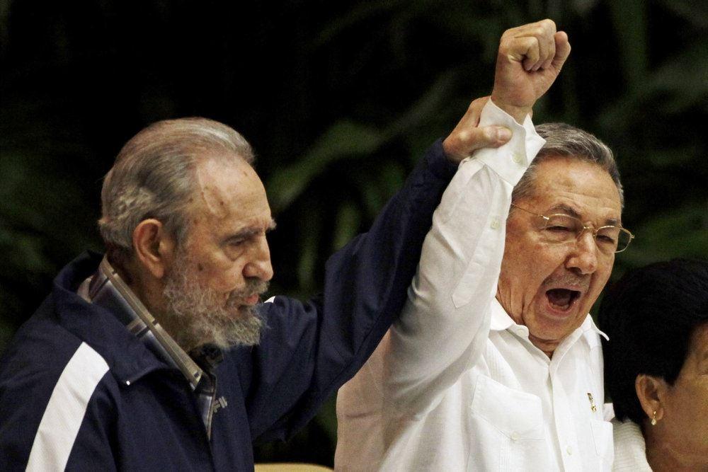 Fidel Castro og Raoul