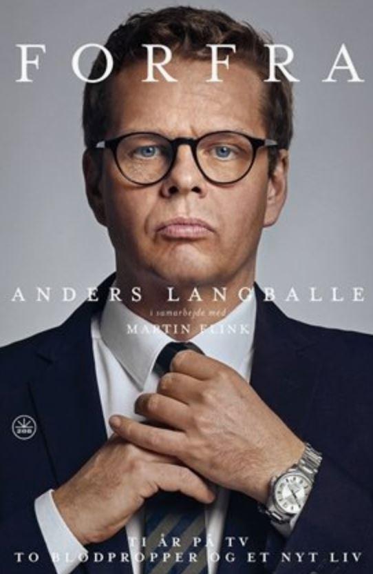 Et bogcover med Anders Langballe