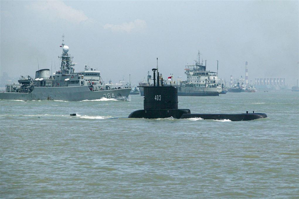 En ubåd