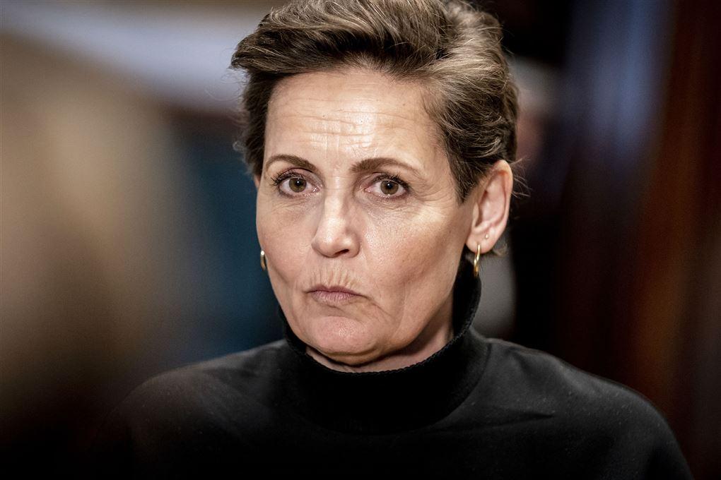 Portræt Pia Olsen Dyhr