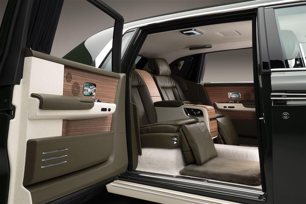 Indeni en Rolls-Royce