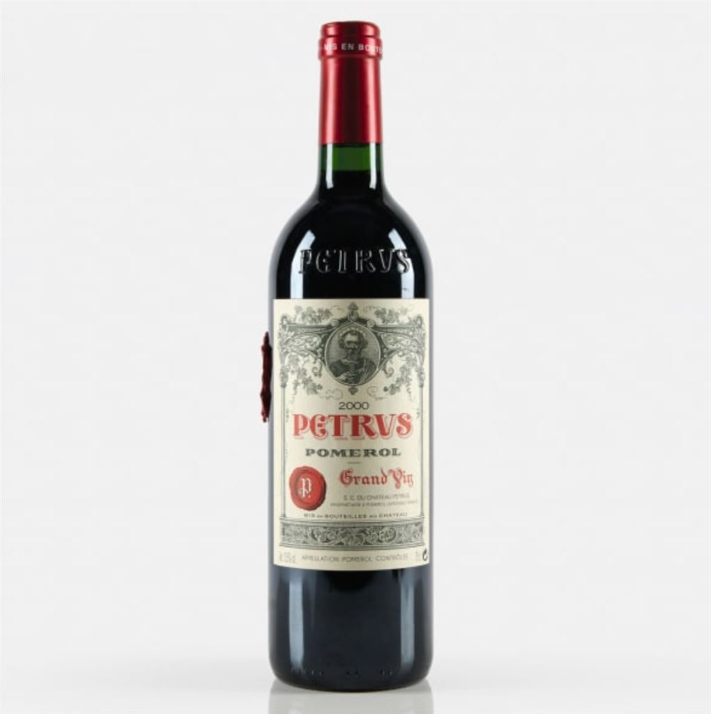 En flaske Bordeaux
