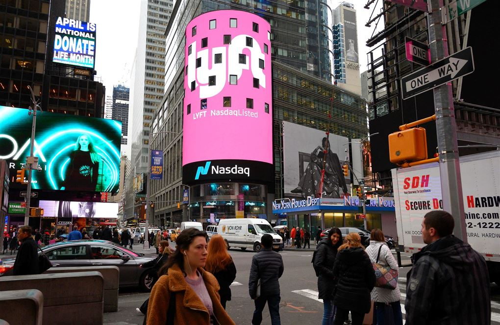 Times Square i New York