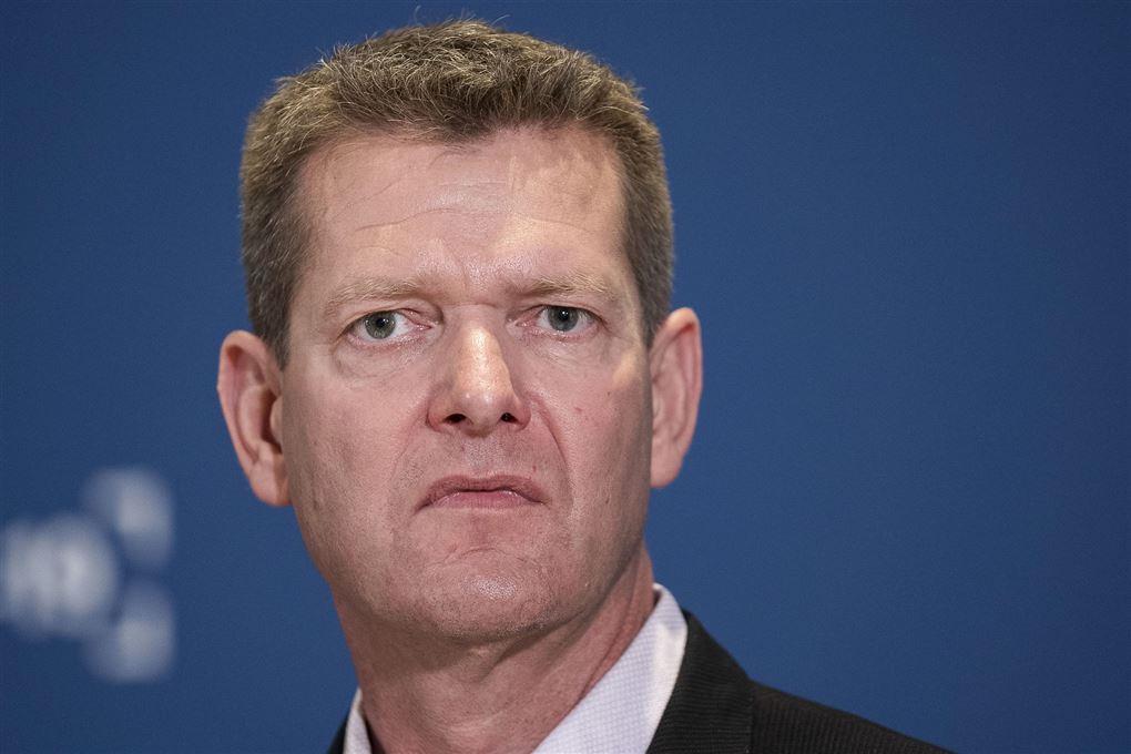 Portræt Søren Brostrøm