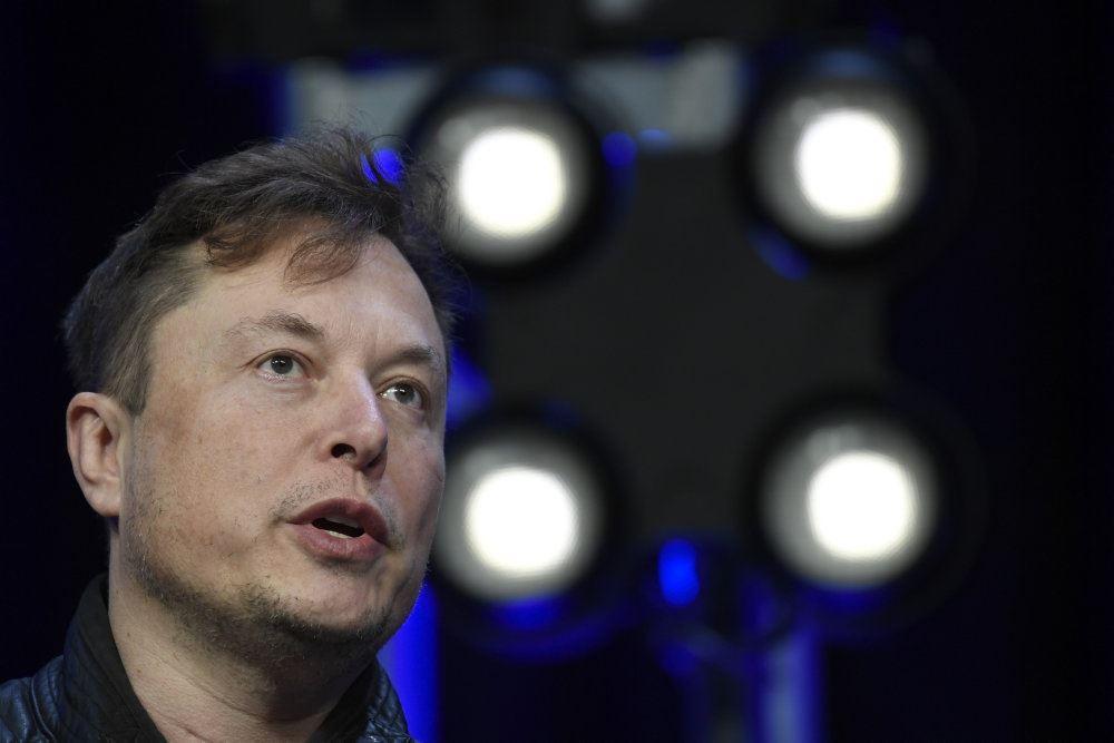 billede af Elon Musk