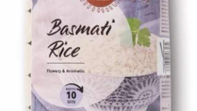 En pakke ris.