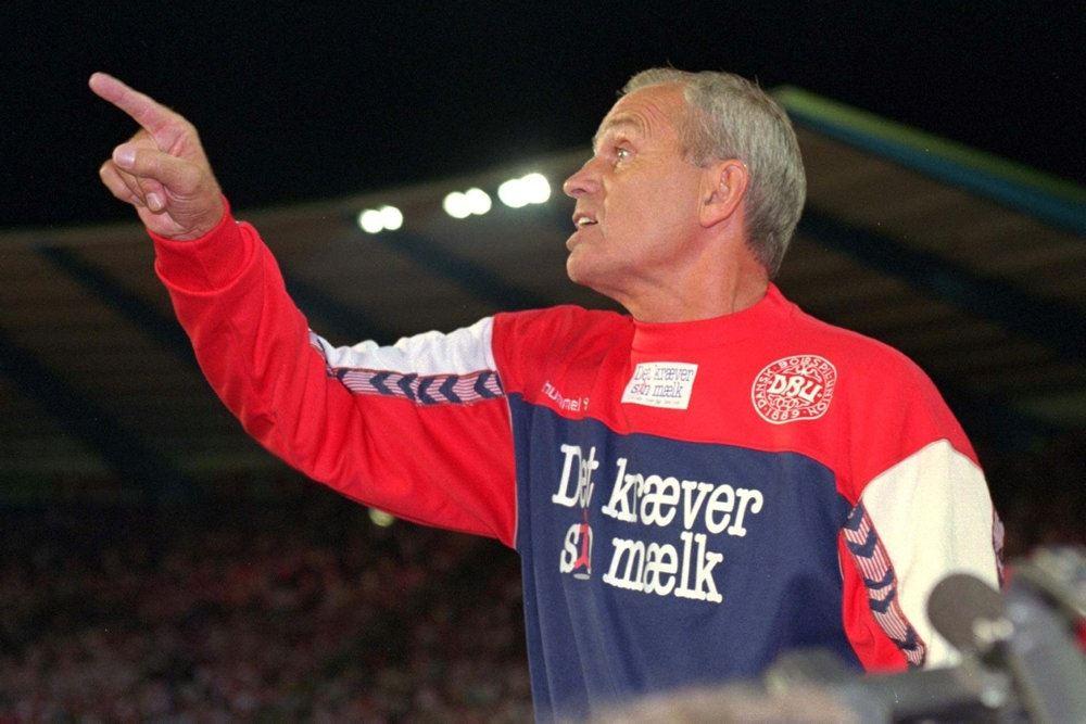 Billede af træner Richard Møller Nielsen