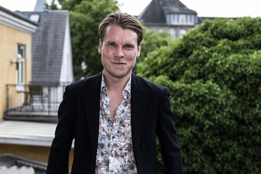Thue Ersted Rasmussen portræt