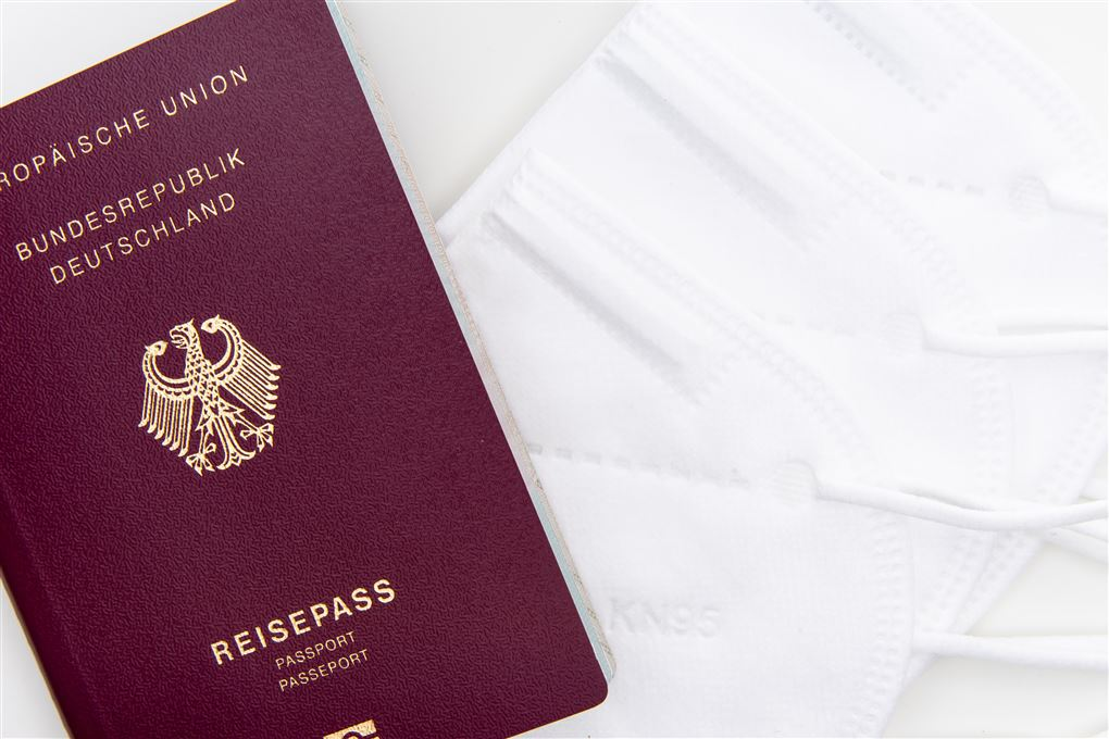Tysk pas