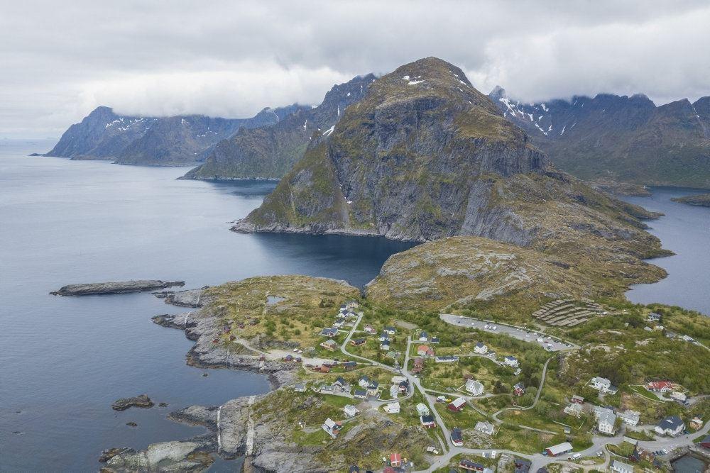 billede af Lofoten