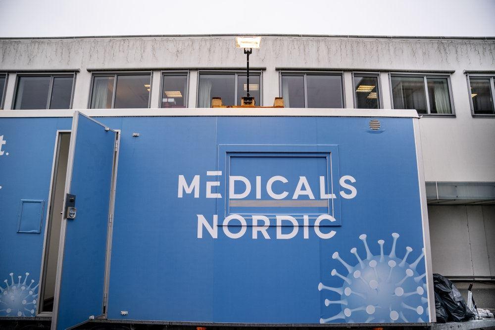 billede af Medicals Nordic-vogn