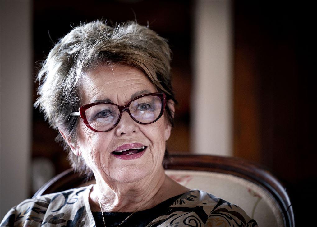 Ghita Nørby portræt