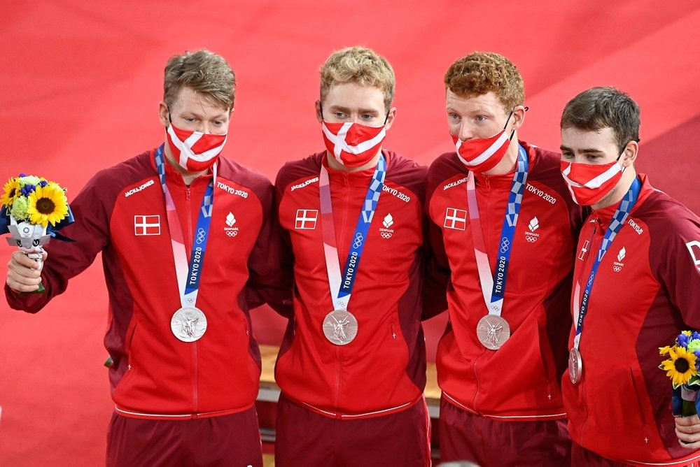 billede af kvartetten