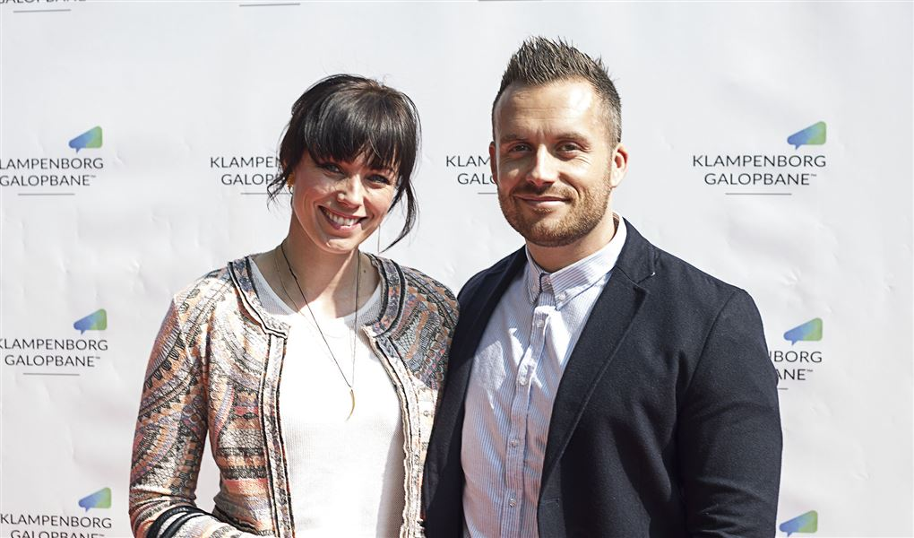 Lisbeth Østergaard og Ralf Christensen