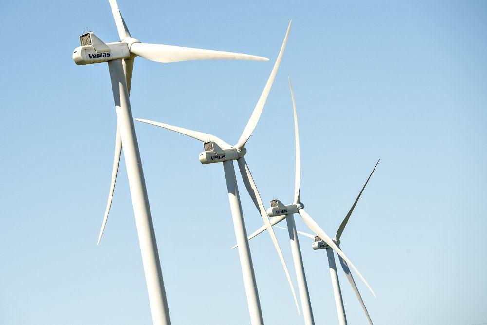 Store vindmøller