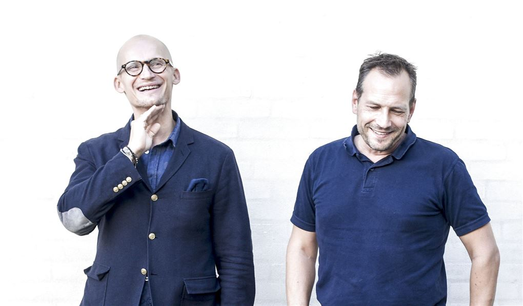 Christian Stadil og Martin Thorborg