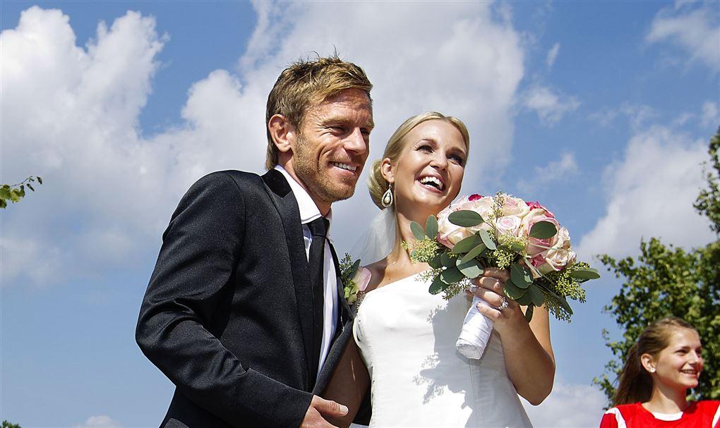 Tina Lund og Allan Nielsen
