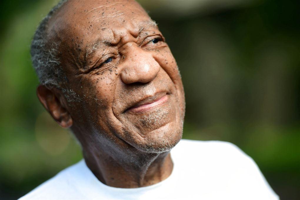En ældre mand i solen