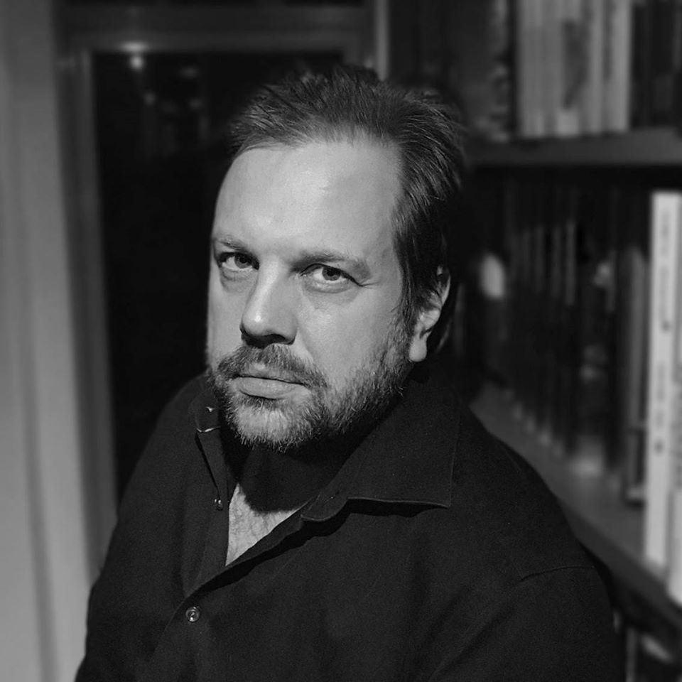 Portrætbillede af Søren Baastrup