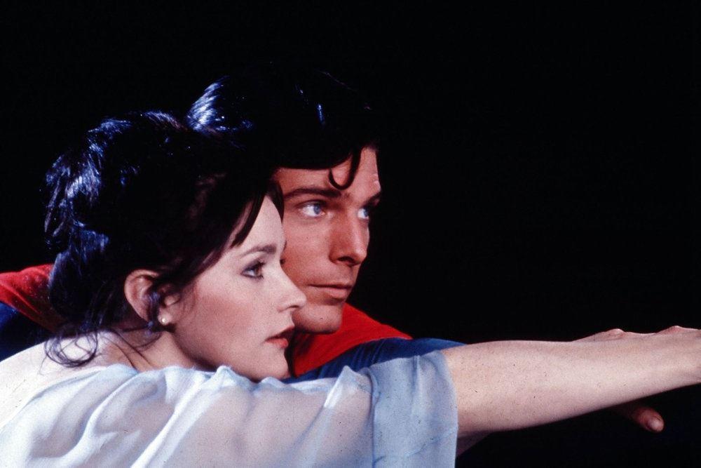Superman og hans kæreste