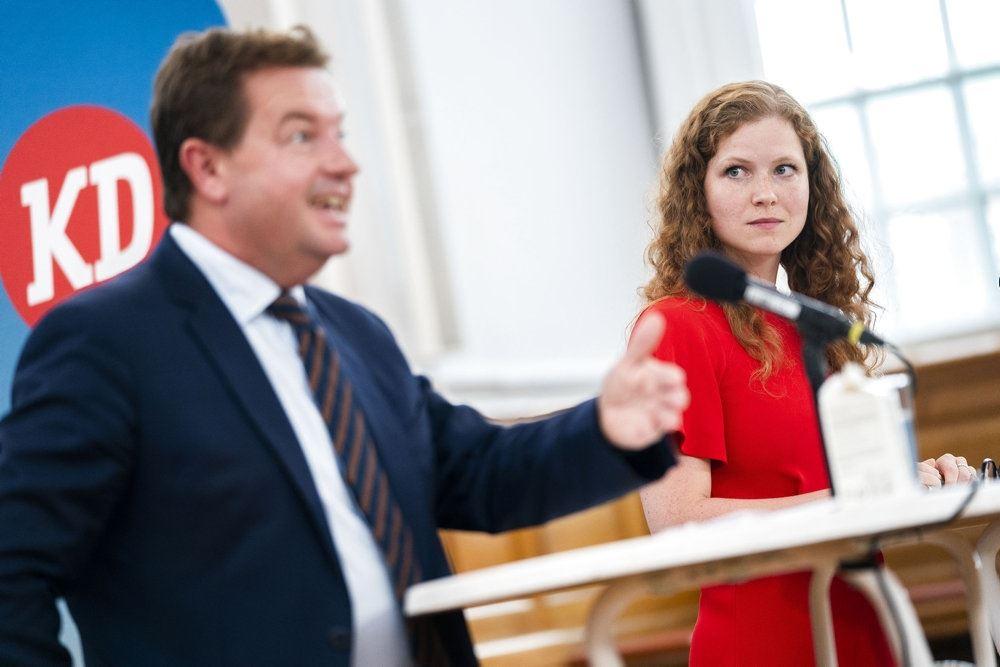 Jens Rohde holder tale