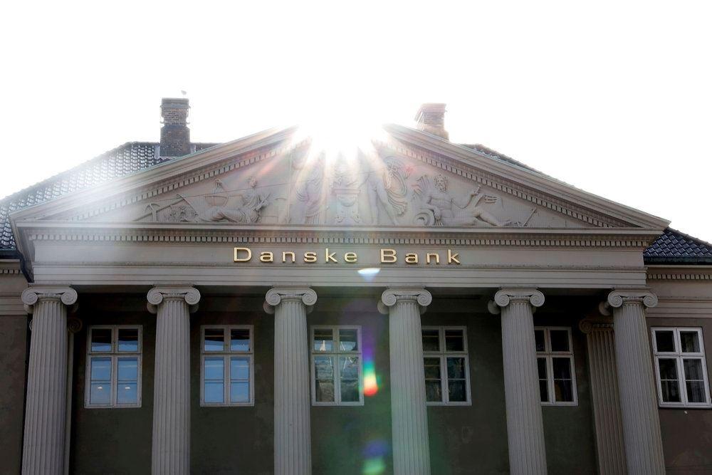 danske banks hovedsæde set udefra