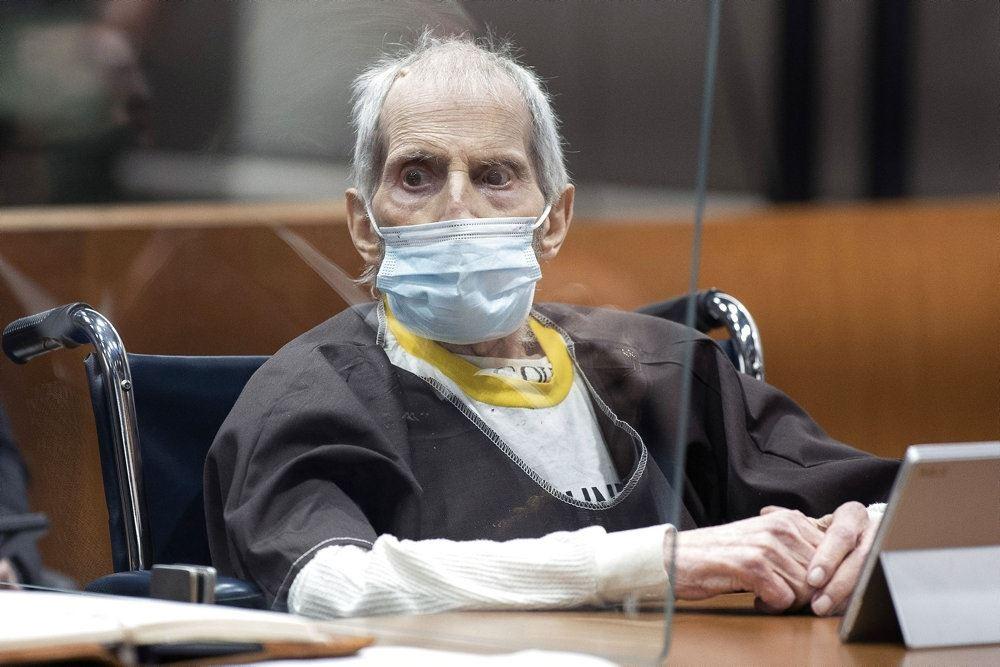 Robert Durst i retten