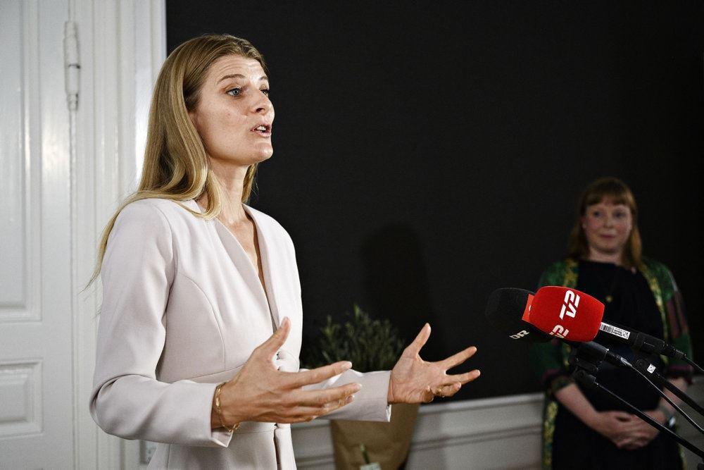 Kulturminister Ane Halsboe-Jørgensen