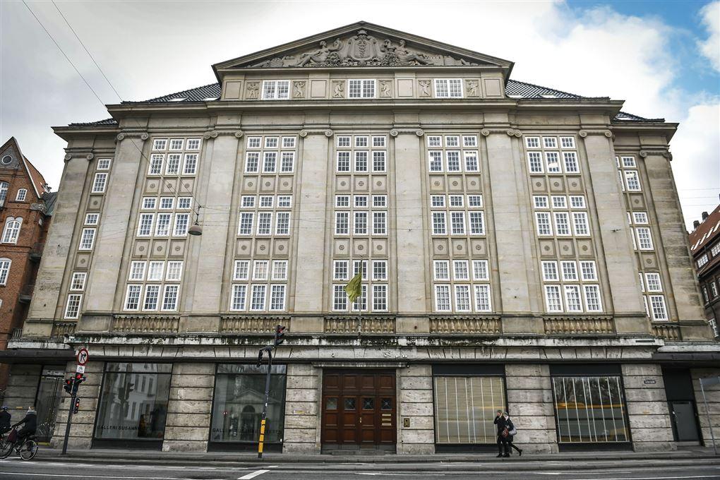 ATP's hovesæde i København